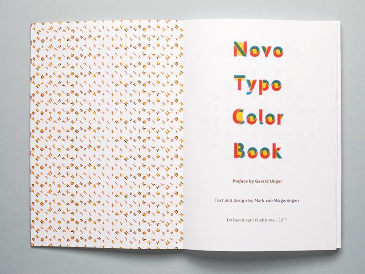 Novo Typo - Ziza Color